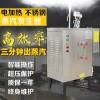 广东全自动9-108kw节能蒸汽发生器厂家