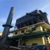 徐州108孔焦化厂布袋除尘器安装现场实况